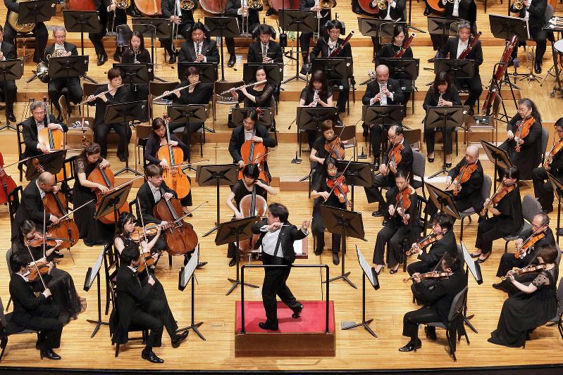 2017年4月、下野竜也・音楽総監督就任時に開かれた記念コンサート