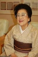 小泉清子さん 100歳=呉服チェーン「鈴乃屋」名誉会長、日本きもの連盟名誉会長(2月17日死去)