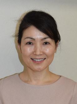ベジデコサラダを考案した森安美月さん=名古屋市昭和区で2019年2月8日午後3時半、町田結子撮影