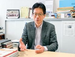 渡辺努・東京大学大学院教授