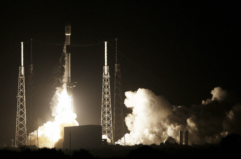 Israel launches historic Moon mission