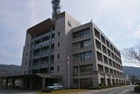 鳥取県警=鳥取市東町1で2019年2月22日、萱原健一撮影