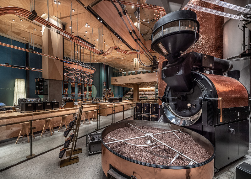 Starbucks To Open High End Roastery Cafe In Central Tokyo