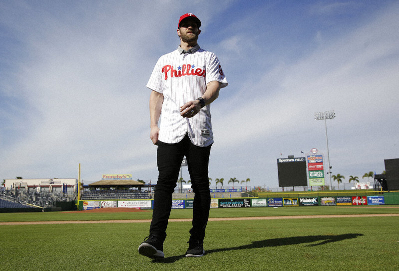 Bryce Harper Expected to Make Phillies Spring Training Debut Saturday