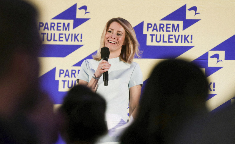 Estonia election: Opposition party beats Centre rivals