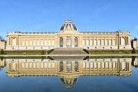 5年の改装をへてリニューアルしたベルギー王立中央アフリカ博物館=ブリュッセル近郊テルビュレンで、八田浩輔撮影