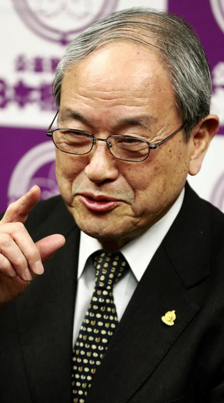ひと:矢野弘典さん=横綱審議委員会委員長に就任した | 毎日新聞