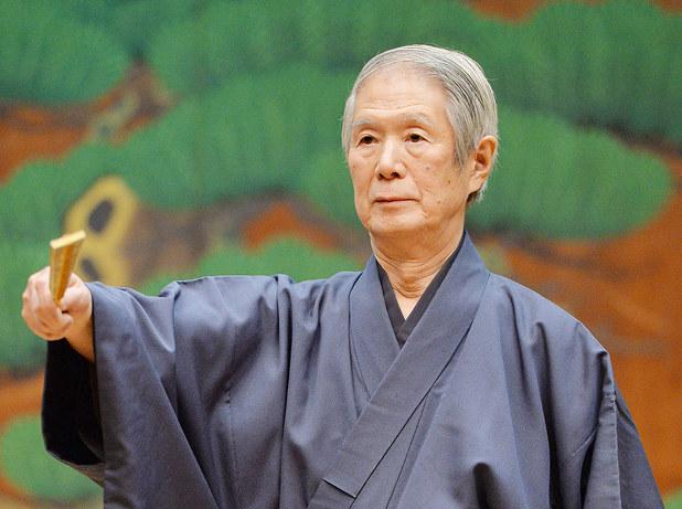 大槻文蔵:「安宅」舞い納め 来月6日、大槻能楽堂改修の勧進能で ...
