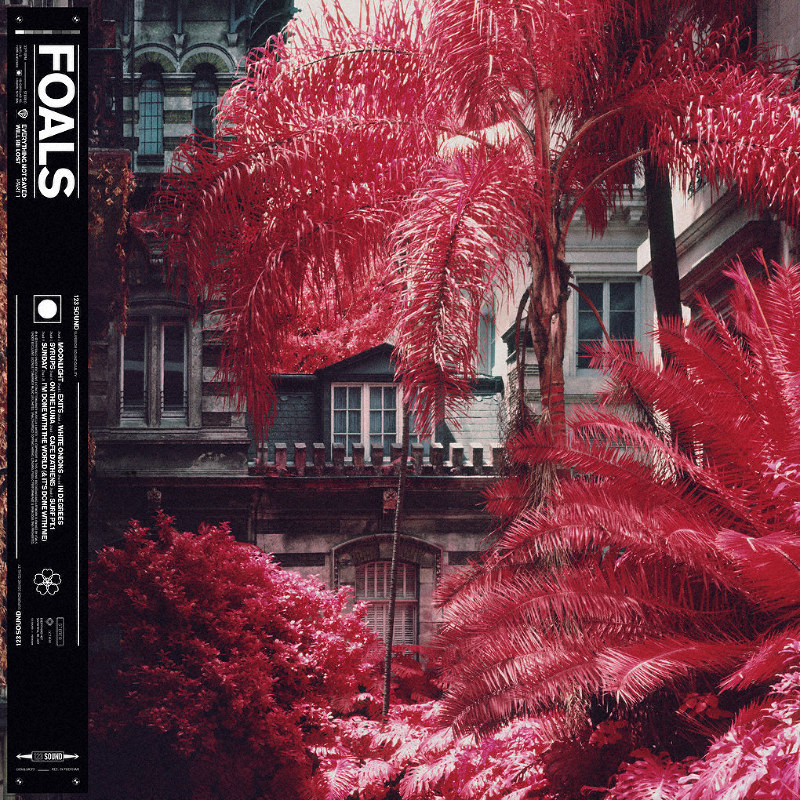 Music Review: Foals describe a nightmare and it sounds very