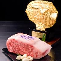 神戸牛=2015年撮影