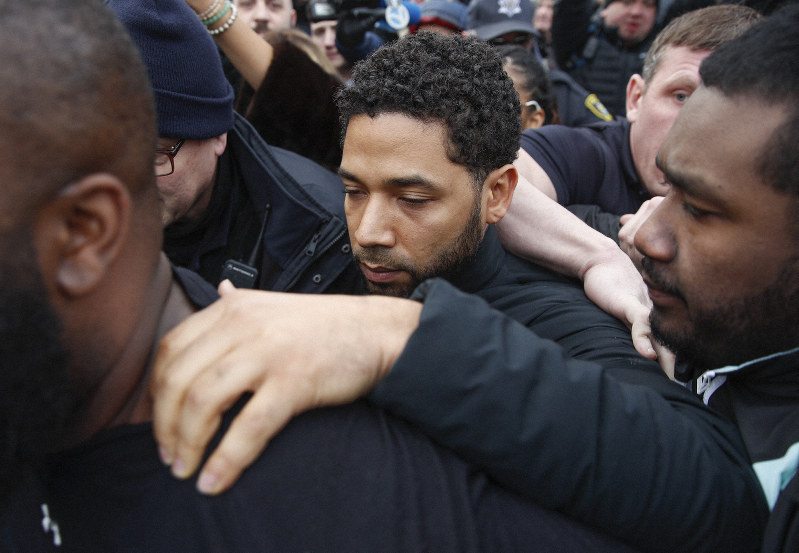 Jussie Smollett's Job Offers Reportedly Have Ran Out After Staged Attack