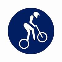 Cycling BMX Racing