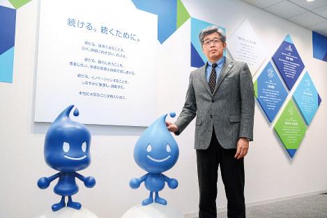 水処理専業大手、民営化が追い風 中村靖メタウォーター社長/947