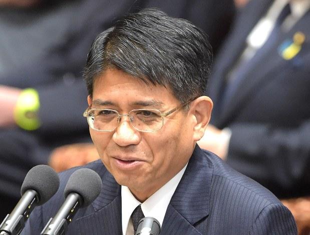 横畠祐介 内閣法制局長官