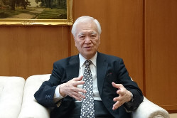 渡辺博史 国際通貨研究所理事長