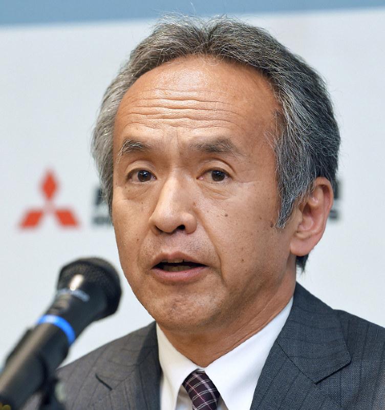 泉沢清次 三菱重工業取締役常務執行役員