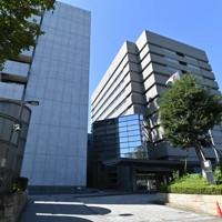愛知県警本部=名古屋市で、鮫島弘樹撮影