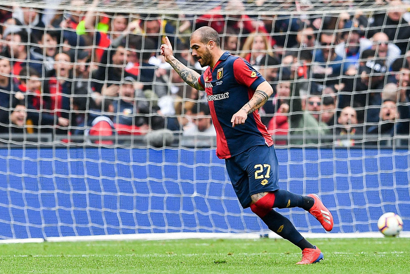 Serie A match report Genoa v Juventus 17 March 2019