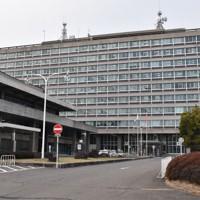 長野県警本部=長野市南長野幅下で2019年2月、島袋太輔撮影