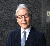 藪中三十二・元外務事務次官=京都市で、真野森作撮影