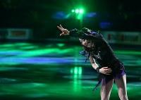 エキシビションで演技する紀平梨花=さいたまスーパーアリーナで2019年3月24日、宮間俊樹撮影