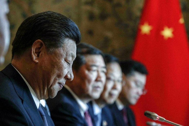 China's Xi Recruits Italy's Populists for Global Spending Spree