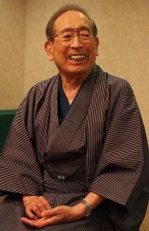笑福亭松之助さん 93歳=落語家、明石家さんまさんの師匠(2月22日死去)
