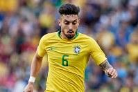 ブラジル代表でもプレーするアレックス・テレス [写真]=Getty Images