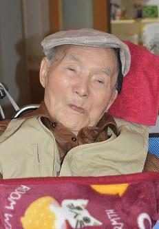 宮田浩喜さん=熊本市西区で2019年3月28日9時41分、城島勇人撮影