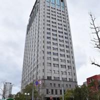 兵庫県警本部=神戸市中央区で、黒詰拓也撮影