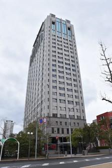 兵庫県警本部=神戸市中央区で2019年3月4日11時58分、黒詰拓也撮影