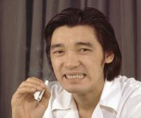 俳優の萩原健一さん=東京都内で1974年7月、接待健一撮影