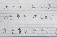写真集「失語症」より=加藤俊樹さん提供