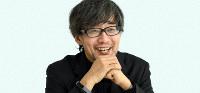 2020年東京五輪で開閉会式のエグゼクティブ・クリエーティブ・ディレクターを務める映画監督の山崎貴さん=東京都港区で2019年2月26日、根岸基弘撮影