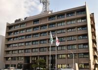 島根県警本部=松江市殿町で2019年2月21日、鈴木周撮影