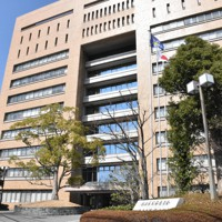 徳島県警本部=徳島市万代町2で2019年2月26日、岩本桜撮影