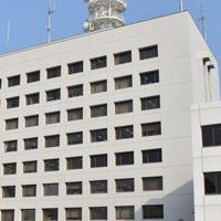 佐賀県警本部=佐賀市松原1で2019年02月26日、竹林静撮影