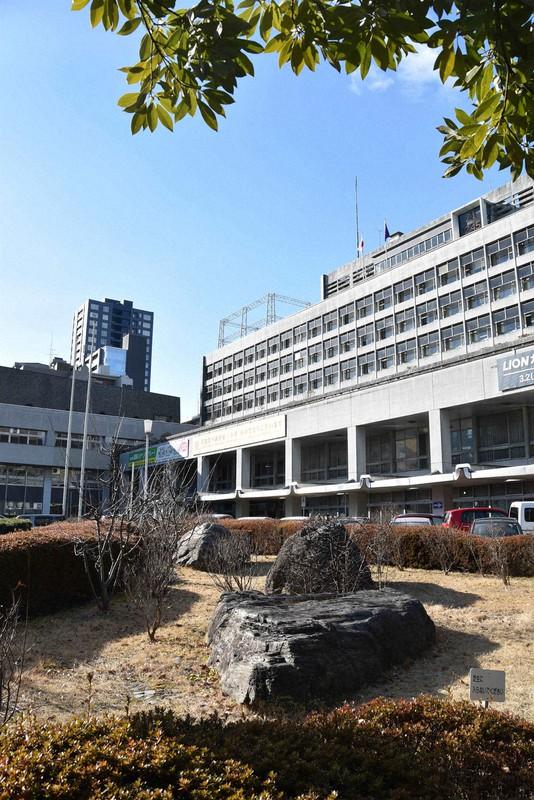 市役所 車場 仙台 駐