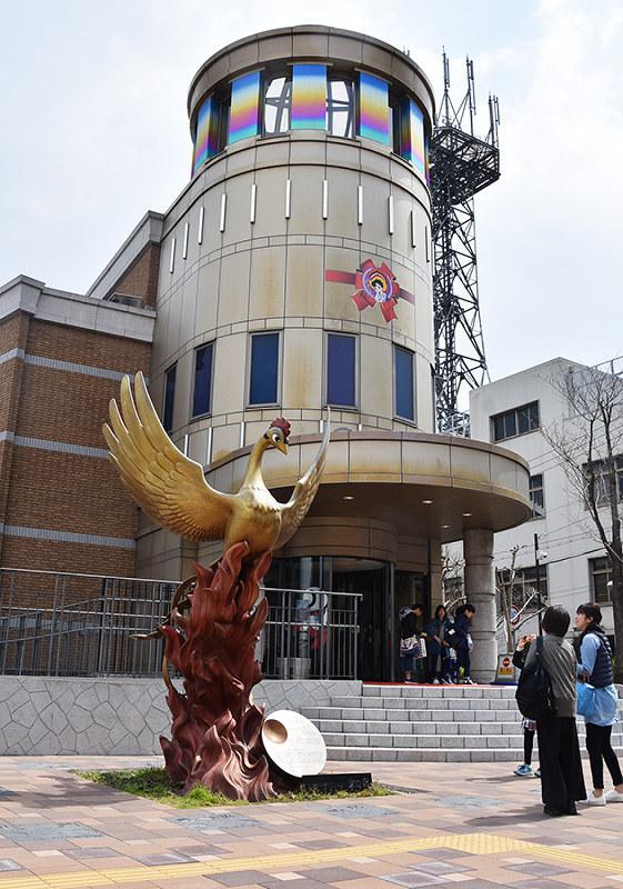手塚治虫記念館:新装オープン ...