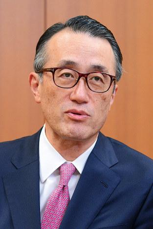 三毛兼承 三菱UFJフィナンシャル・グループ社長