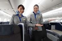 =東京・羽田空港で2019年4月5日、米田堅持撮影