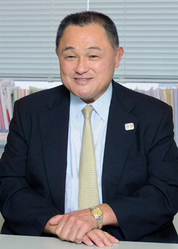 JOC会長、山下泰裕氏の就任確実に 竹田氏後任 - 毎日新聞