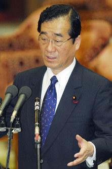 2007年5月、松岡利勝農相が自殺。事務所費問題、光熱水費問題、献金問題等数々の疑惑が浮上していた=藤井太郎撮影