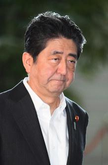 安倍晋三首相▼2017年7月=東京都議選の街頭演説で「こんな人たちに負けるわけにいかない」と発言したことが問題視