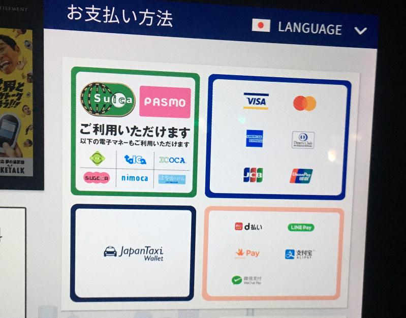 乱立する日本のキャッシュレスサービスが普及を阻んでいる?