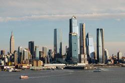 ビルの欠陥が発覚したマンハッタンの不安は大きい(Bloomberg)