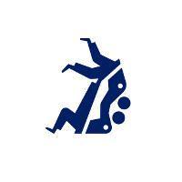 東京2020パラリンピックスポーツピクトグラム「柔道」=東京2020組織委員会提供