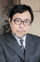 「乱と変の日本史」を刊行した本号和人・東大教授=東京都文京区の東大で2019年、大井浩一撮影