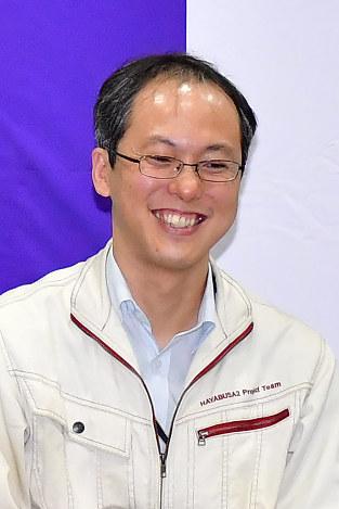 津田雄一プロジェクトマネジャー