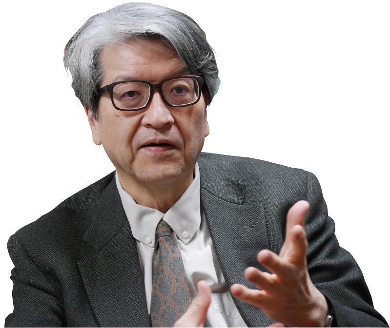 岩井克人・国際基督教大学特別招聘教授